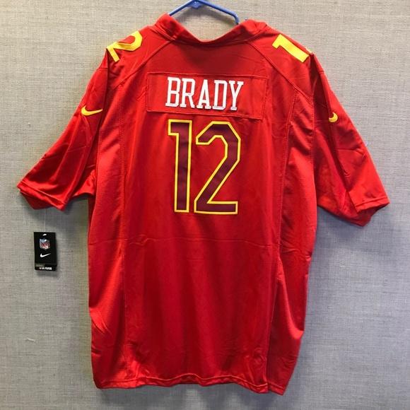 NWT Nike #12 Tom Brady Jersey AFC Champions 3XL